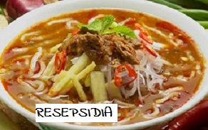 Resep Membuat Laksa Betawi Yang Enak Dan Nikmat - Resep Masakan Indonesia Praktis Sehari Hari