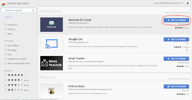 gmail tracking - mailtrack for gmail