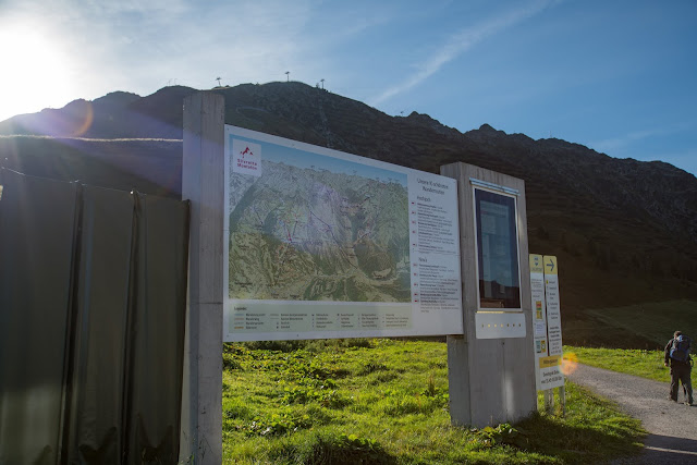 Gipfelweg Zamangspitze  Wandern Silvretta-Montafon  Vorarlberg 05