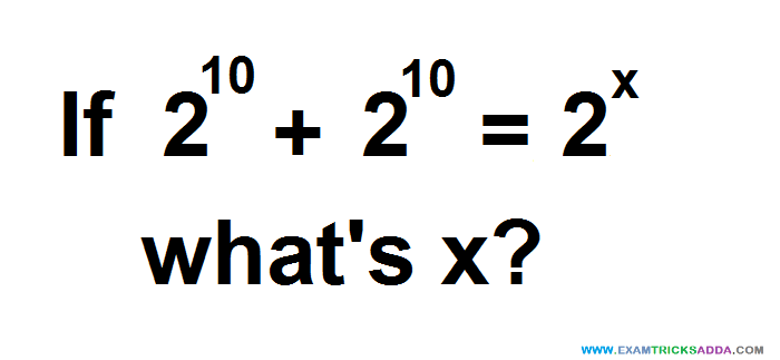 Can any one Solve this tricky Mathematical Question?