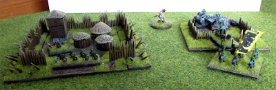 6mm Fantasy Goblins Terrain