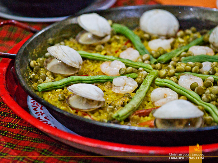 Country Chicken Restaurant Zamboanga Food Trip Seafood Paella