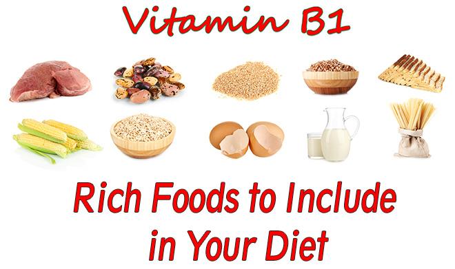 Macam Jenis Vitamin B1 Beserta Fungsi Dan Manfaatnya