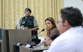 Forte esquema de segurança foi montado para São Pedro de São Vicente do Seridó