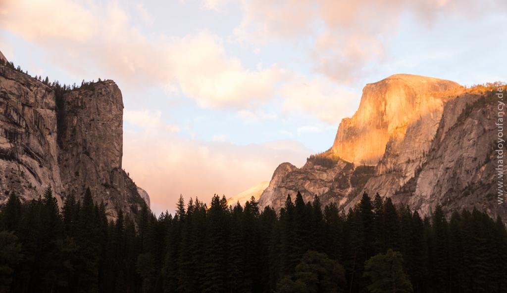 USA Westkueste San Francisco Yosemite Sacramento