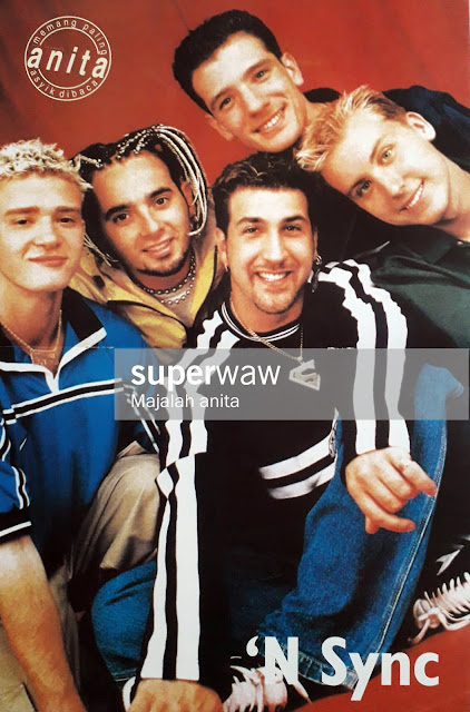 POSTER 'N SYNC
