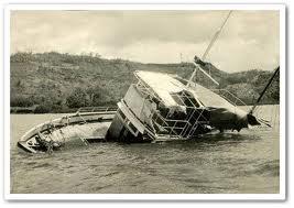 kapal hantu mv joyita yang di percaya sangat menyeramkan dan terdapat kutukan