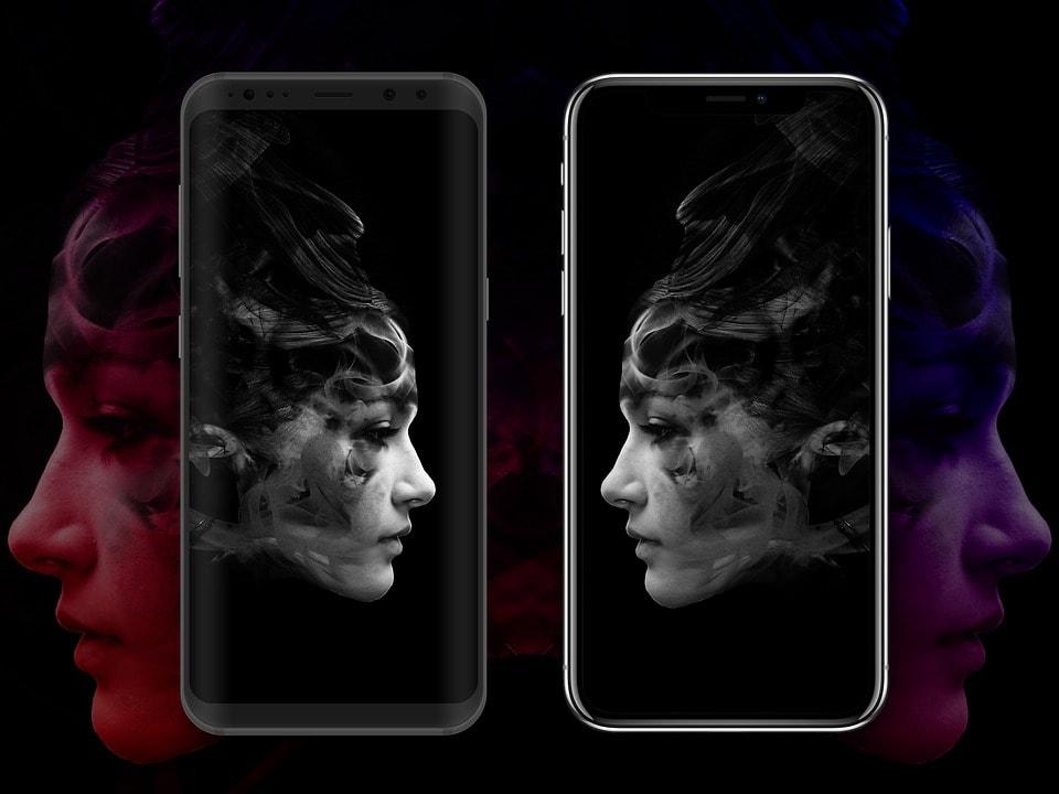 Portrait Selfies in iPhone X