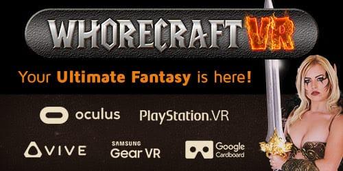 AdultEmpire Whorecraft Ultimate Fantasy VR