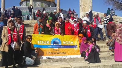 Paket Umroh Plus Aqso Jerusalem Jordan Petra 2018