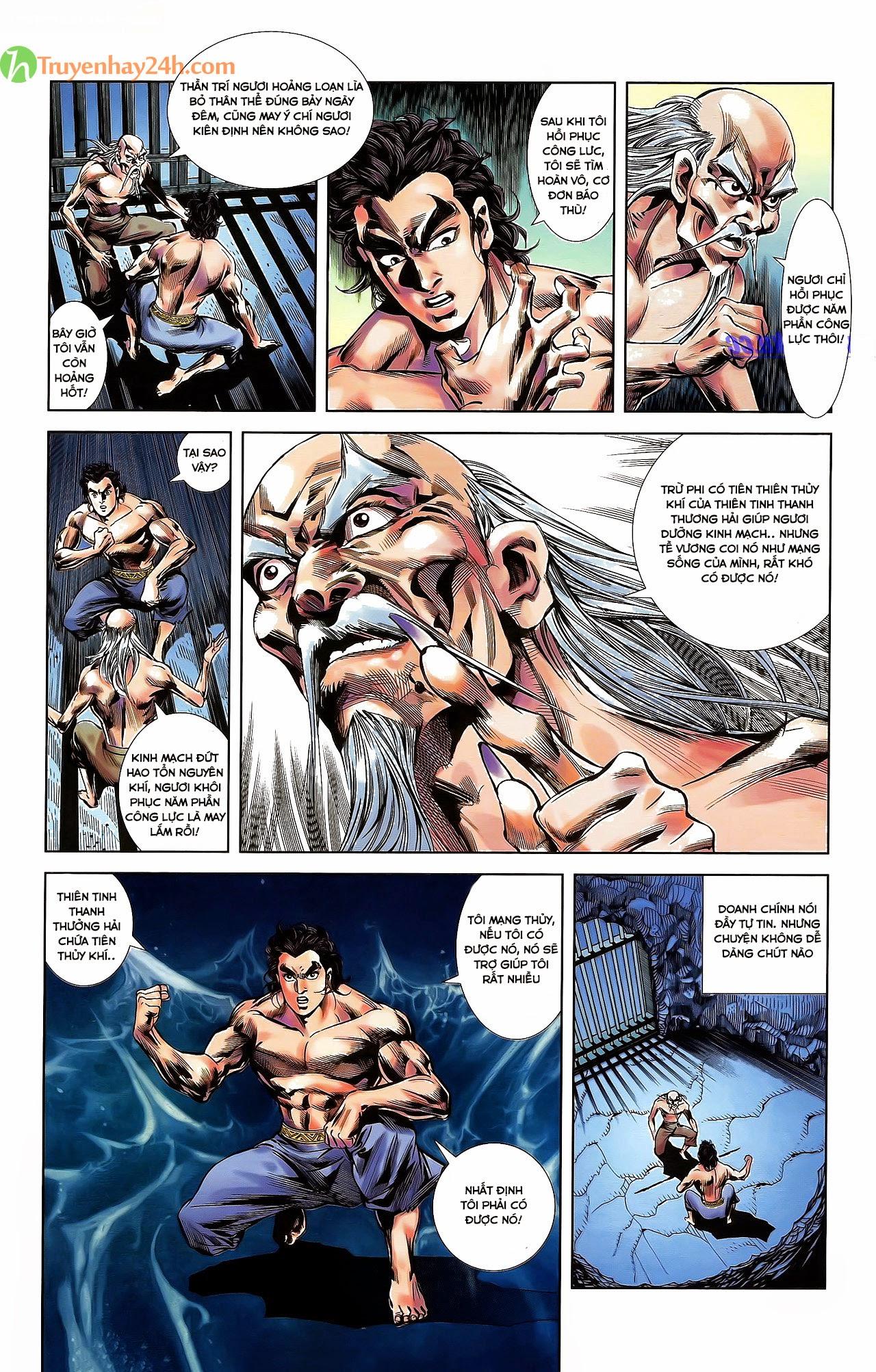 Tần Vương Doanh Chính chapter 30 trang 27