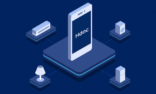 Hdac - Platform Pembayaran IoT Pertama yang Berbasis Blockchain