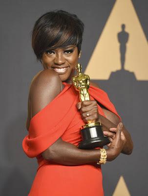 Palmarès Viola Davis Oscars 2017