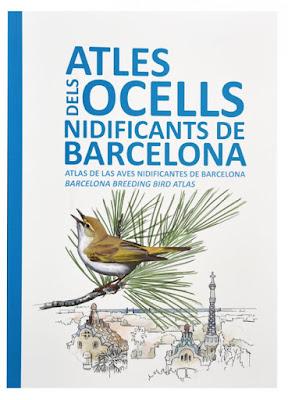 Atles del ocells nidificants de Barcelona