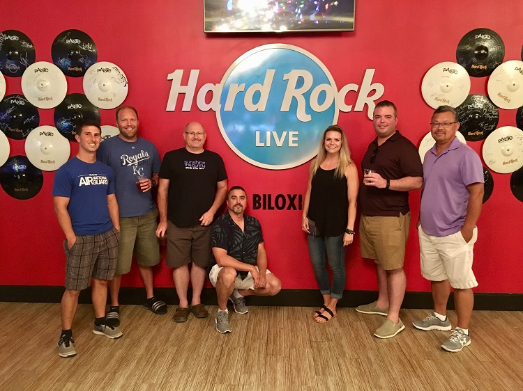 Hardrock Casino Biloxi Mississippi