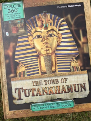 Book review - Explore 360: The Tomb of Tutankhamun