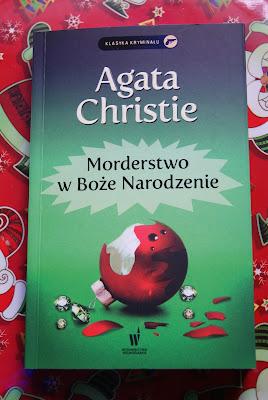 """Book Tour Agata Christie """"Morderstwo w Boże Narodzenie"""""""