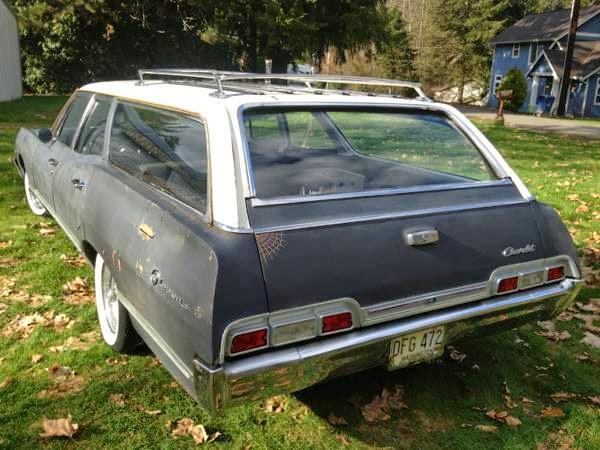 1967 Chevy Impala Craigslist >> 1967 Chevy Impala Wagon for Sale - Buy American Muscle Car