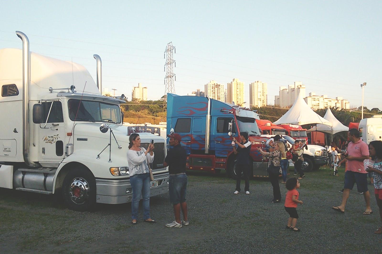 caminhões mirage circus