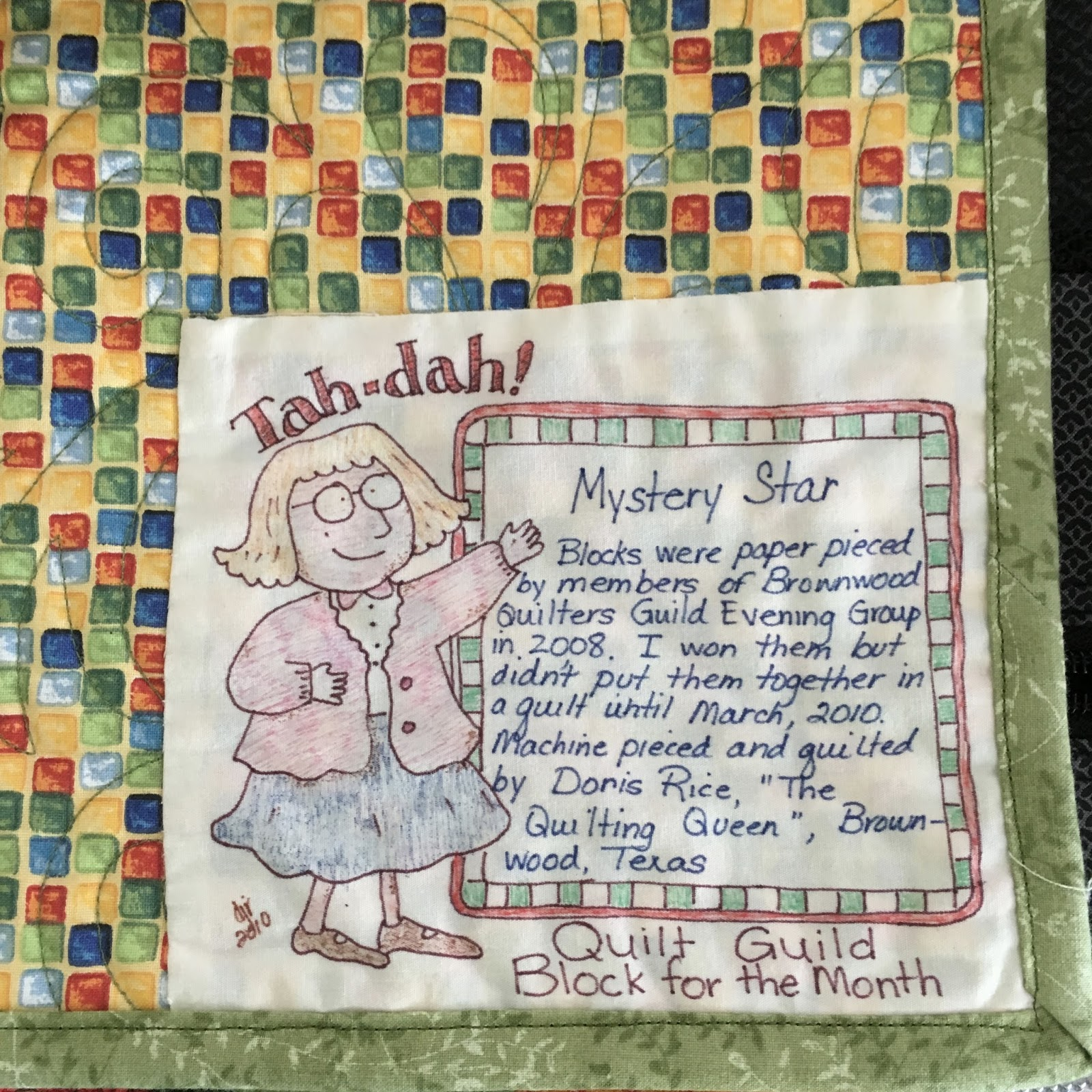 Quilt Labels | The Quilting Queen Online
