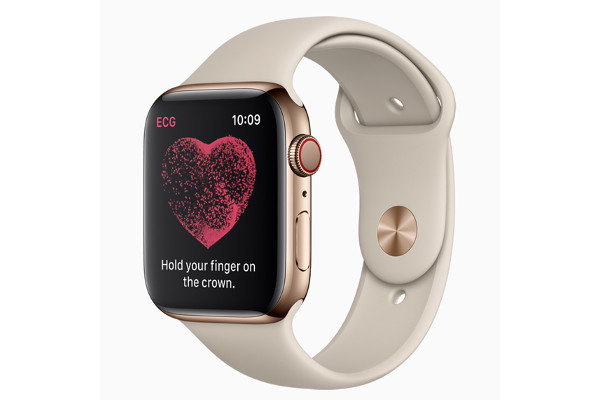 Apple Watch Series 4 launched with ECG support and S4 chip