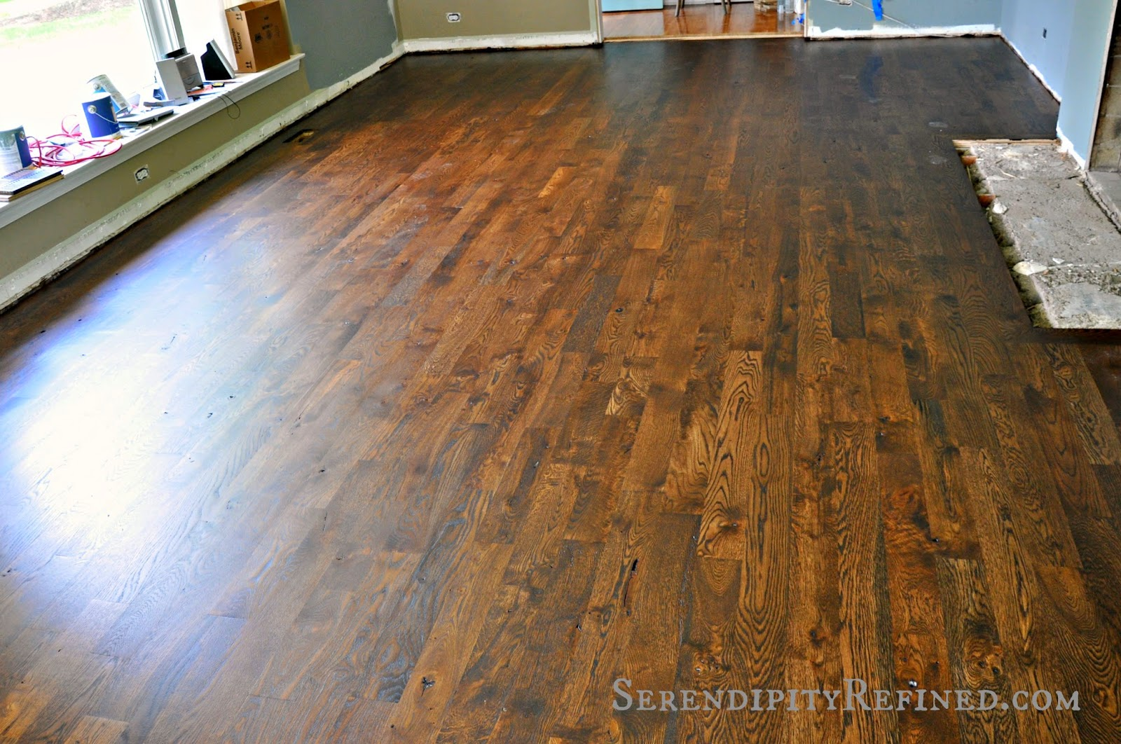 Serendipity Refined Blog: How to Choose Hardwood Floor and ...