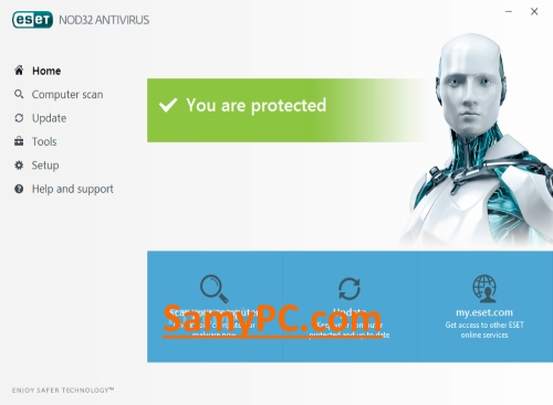 ESET NOD32 Antivirus Free Download Full Latest Version
