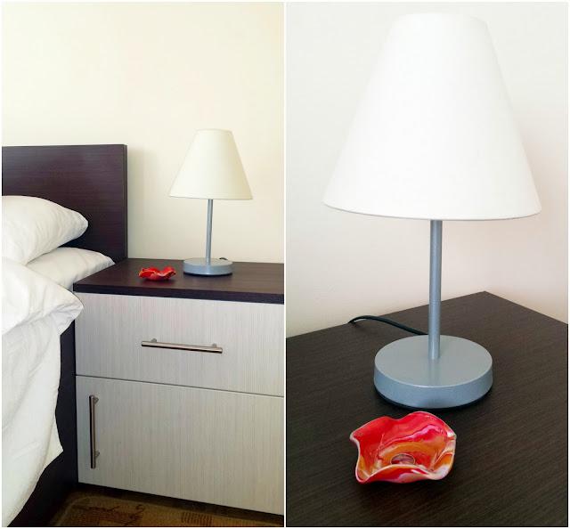 Minimalistička spavaća soba