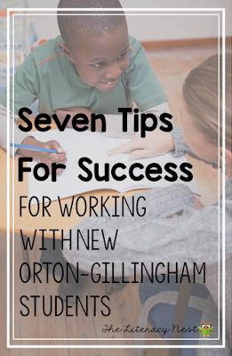 orton-gillingham tutor