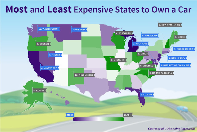 Cost Of Moving A Car To Another State