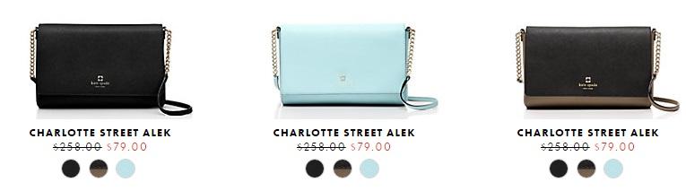 Charlotte Street Alek $79 (reg $258)
