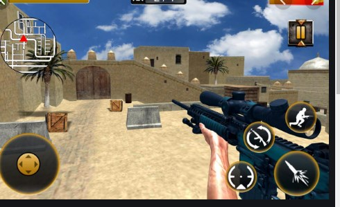 Sharpshooter Apk Free on Android Game Download