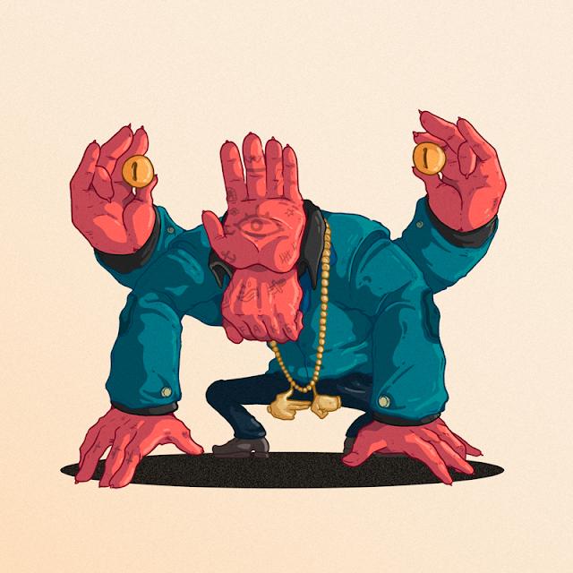 30-días-30-personajes-desafio-creativo-ilustrador-Peruano-Nathaniel-Rueda