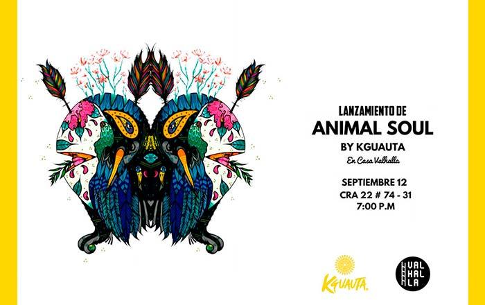 Exposición. Animal Soul Expo Show de Kguauta