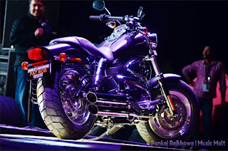 The Fat Bob from Harley-Davidson - Pankaj Rajkhowa photo