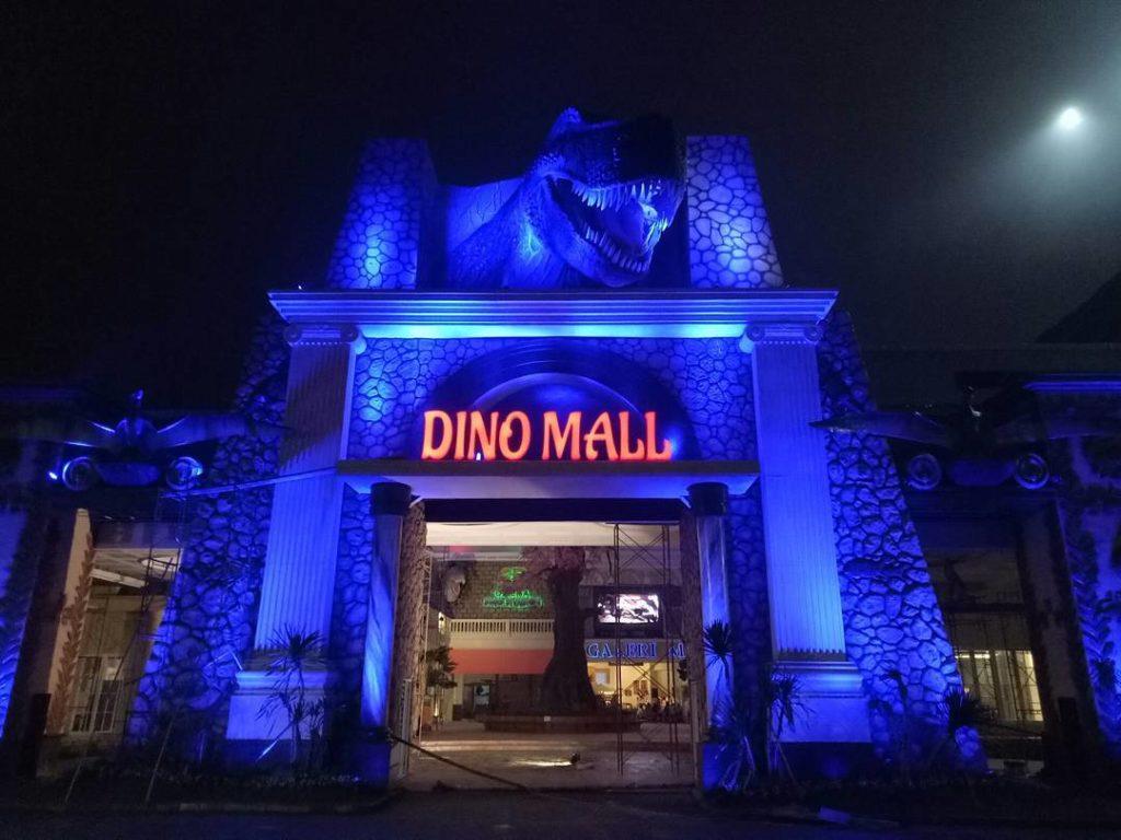 Harga Tiket Masuk Wisata Baru Di Batu Malang Jatim Park 3 Dino