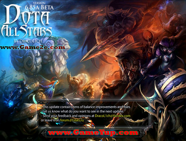 dota 6 86 ai update and download game2f