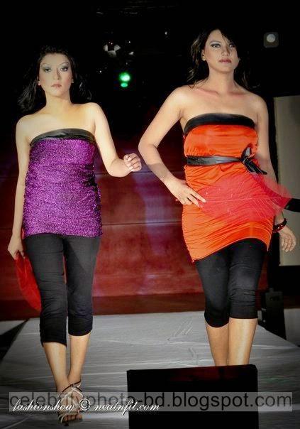 Bangladeshi Top Hot Fashion Show Ramp Model Girls Latest Photos 2014