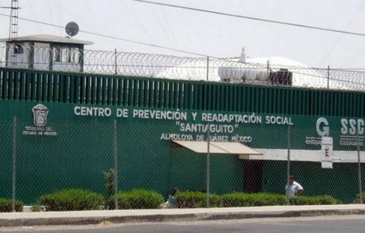 Prisión, cárcel Santiaguito