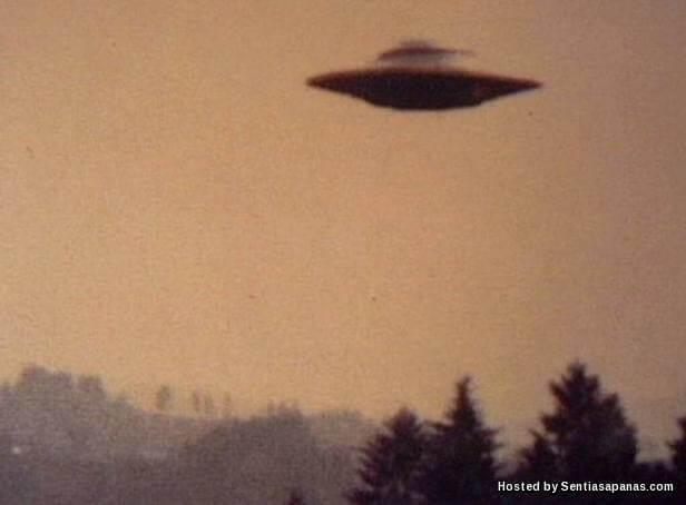 Misteri UFO Kampung Gobek