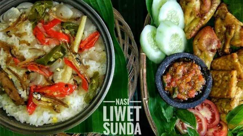 Resep Membuat Nasi Liwet Sunda
