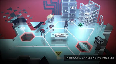 Download Game Deus Ex GO 4