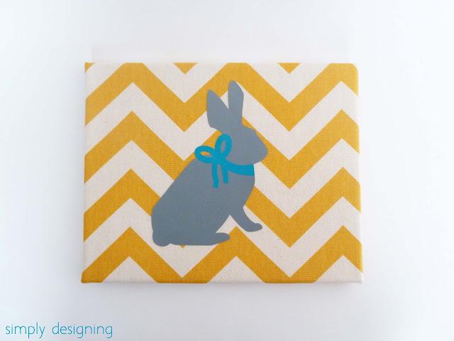 chevron bunny sign 02a Chevron Bunny Sign 12