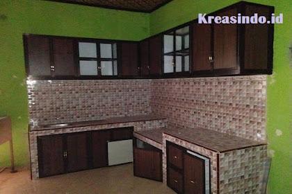 Jasa Kitchen Set Aluminium di Bekasi dan Sekitarnya Harga Bersaing