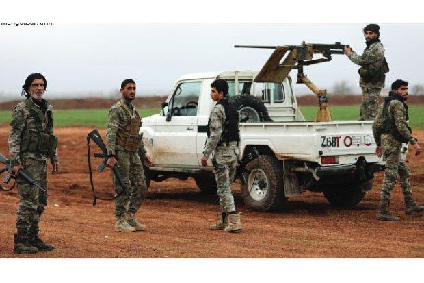Suriah Siap Bertempur Melawan Turki