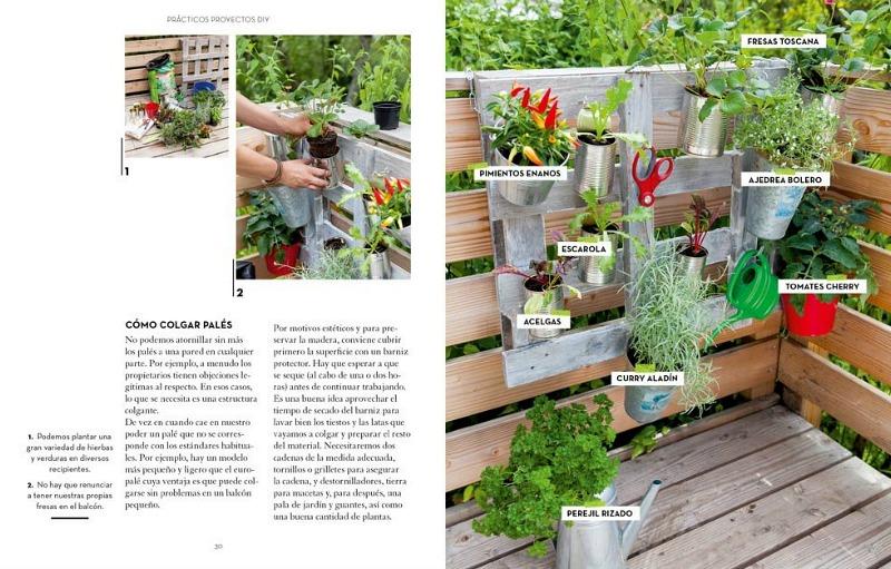 Cómo construir un jardín vertical - Guia de jardin
