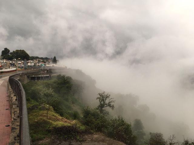 La leyenda de la Neblina de Zacatlán