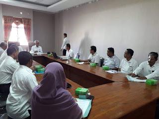 <b>Angka Kemiskinan Kabupaten Bima Menurun, Wabup Instruksikan OPD Optimalkan Program</b>
