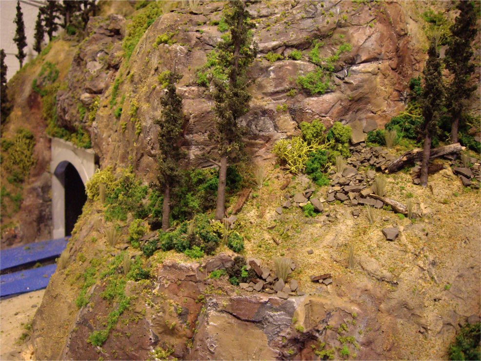Layout Scenery Part I – The Mountain – Bear Creek Model Railroad
