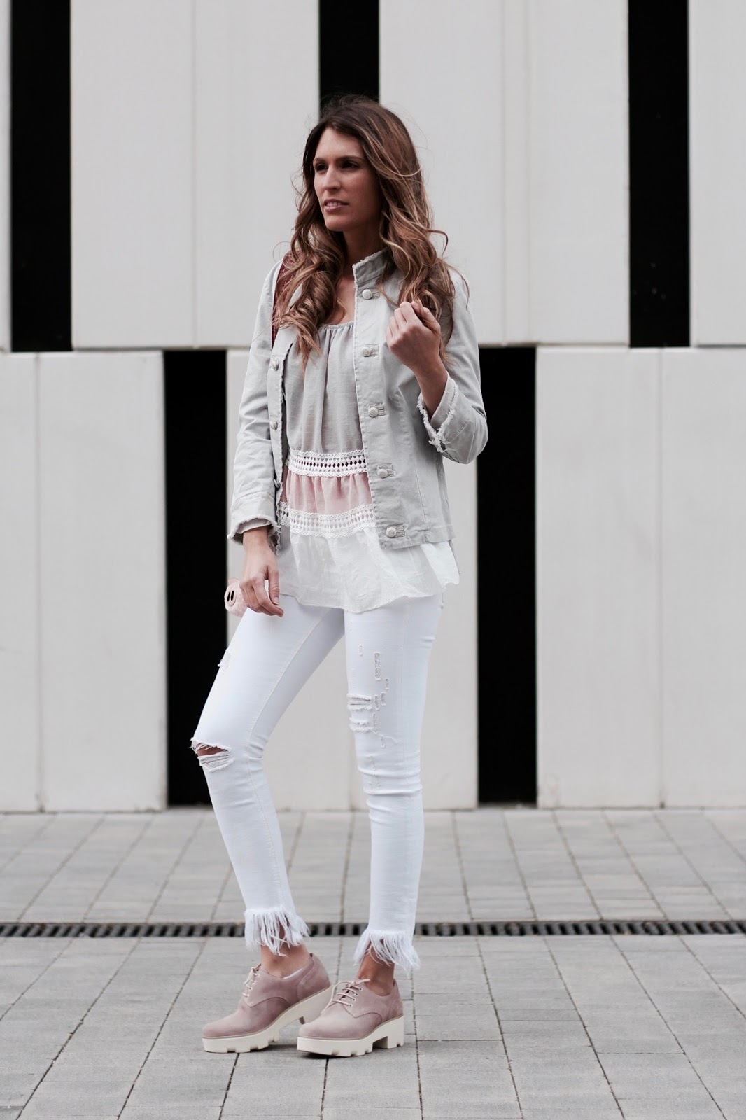look boho-casual